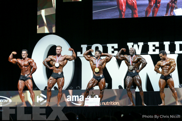 Classic Physique Olympia 2017 1