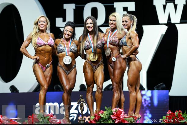 Fitness Olympia 2017 1