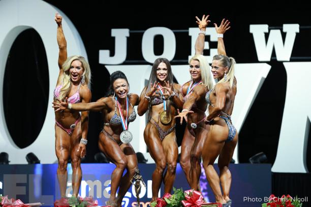Fitness Olympia 2017 2