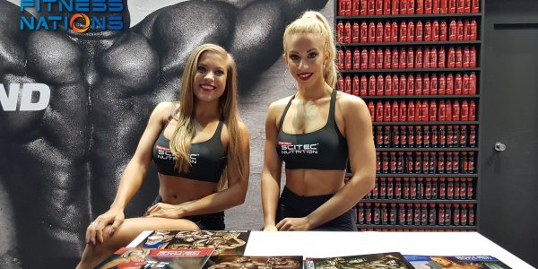 Scitec Nutrition athletes at Arnold Classic Europe 2017